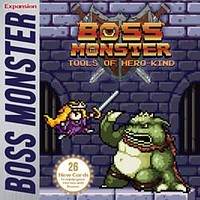 Boss Monster: Tools of Hero-Kind Mini-Expansion
