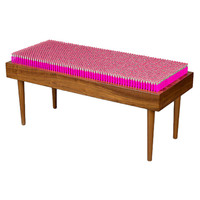 """Limited Edition """"Pencil Bench"""", England, 2007"""