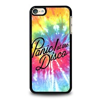 PANIC AT THE DISCO COLORFUL iPod 4 5 6 Case
