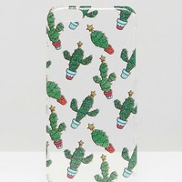 ASOS Christmas Cactus iPhone 6 and 6s Case at asos.com