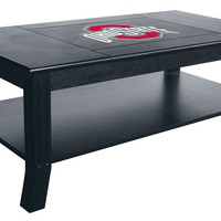 Ohio State University Game Time Coffee Table