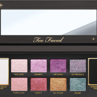 Glitter Bomb Glittery Eyeshadow Palette - Too Faced