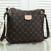 Louis Vuitton Fashion casual wild shoulder messenger bag shopping bag 2#