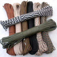 50ft New Paracord 550 Paracord Parachute Cord Type III 7 Strand