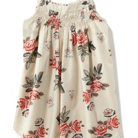 Shirred Floral Tank Dress for Baby | Old Navy