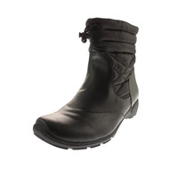Naturalizer Womens Rohan Faux Leather Lined Snow Boots