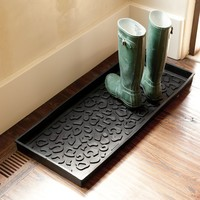 Rubber Boot Tray