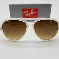 NEW 4125 646/51 RAY-BAN NEW SUNGLASSES MADE IN ITALY RAYBANS GOES FAST