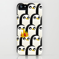 Adventure Time - Gunter iPhone & iPod Case by Ashtn