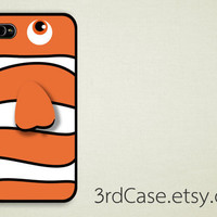 iPhone 4 Case iPhone 4s Case iPhone 5 Case cartoon parody  Nemo