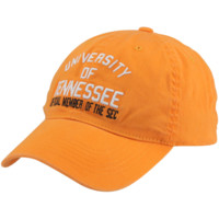Top of the World Tennessee Volunteers ESPN SEC Sports Athletic Department One-Fit Hat - Tennessee Orange