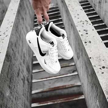 Nike air force 1 '07 lv8 utility casual low-top sneakers shoes