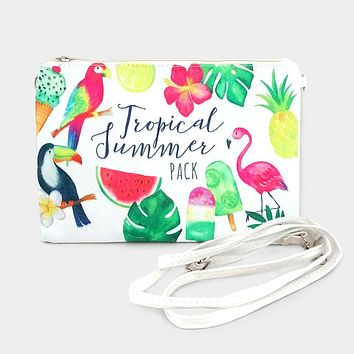 TROPICAL SUMMER Clutch