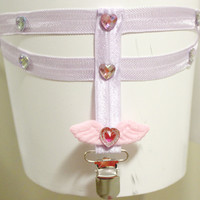 Magical Girl Garter from The Creepy Little Girl