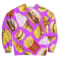 Fastfood Fatty Sweatshirt