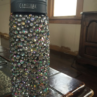 Rhinestones Camelbak Water bottle