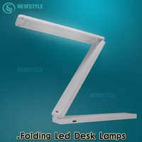 New Folding USB Led desk lamp Eye-Protection Adjustable Rechargable Portable Flexible Mini Reading Study Book Table Light
