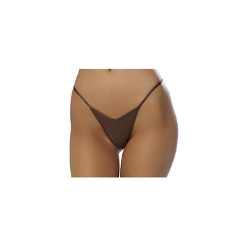 Sexy Classic Low Rise G String Bottoms In Fourteen Colors