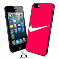 nike pink iPhone 4s iphone 5 iphone 5s iphone 6 case, Samsung s3 samsung s4 samsung s5 note 3 note 4 case, iPod 4 5 Case