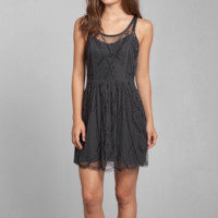 Josey Beaded Skater Dress