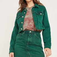 UO Austin Notched Mini Skirt | Urban Outfitters