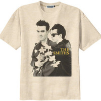 Retro The Smiths Morrissey Punk Rock T-Shirt Tee Organic Cotton Vintage Look Size S M L