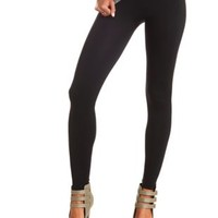 Seamless Nylon Leggings by Charlotte Russe