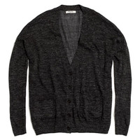 Heathered Pocket Cardigan