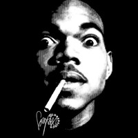 Chance the Rapper tee