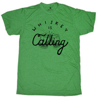 Whiskey Is Calling - Heather Green