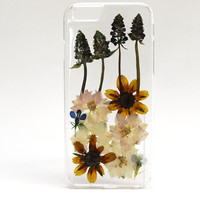 Parker iPhone 6 Dried Flower Phone Case