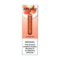 Air Bar Disposable Device Lychee Ice