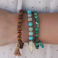 Give & Take Bracelet Set