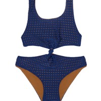 Honey Colombia Mesh One Piece - Kids