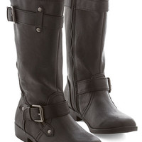 ModCloth Urban Winding and Weaving Boot
