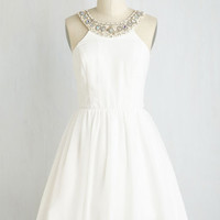 Sleeveless Fit & Flare Love Makes the Twirl Go 'Round Dress