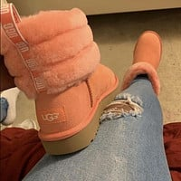 UGG Girls Casual Half Boots Trending Boots Shoes 1