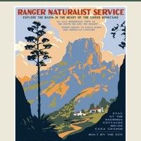 2014 National Parks Poster Art of the WPA Wall Calendar