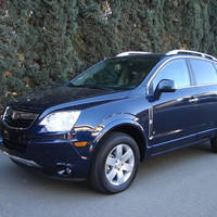2008 saturn vue 2wd xe navy blue - Google Search