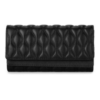 Women Casual Large Capacity Wallet Leisure Shopping Purse