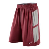 Nike College Fly (Washington State) Men's Training Shorts Size Small (Red)