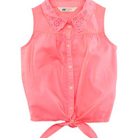 Blouse - from H&M