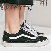 Delicate Butterfly Anklet - Urban Outfitters