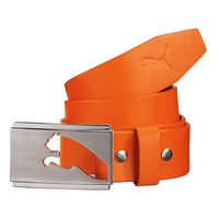 Licensed Golf New Puma  2015 Highlight 100% Leather Fitted Belt - Pick Color & Size!