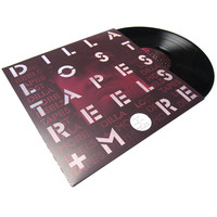 J. Dilla: Lost Tapes, Reels, and More Vinyl LP