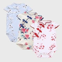Baby Girl Clothes Baby Rompers born Baby Clothes Infant Baby Girl Dress Kids Clothing