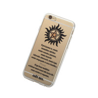 iPhone Supernatural Anti Possession Case
