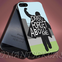The Breakfast Club - iPhone 4/4s/5c/5s/5 Case - Samsung Galaxy S3/S4 Case - Black or White