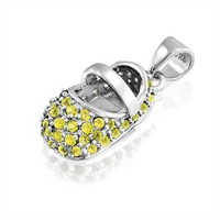 Bling Jewelry Mellow Pendant