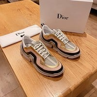 DIOR  Woman's Men's 2020 New Fashion Casual Shoes Sneaker Sport Running Shoes
